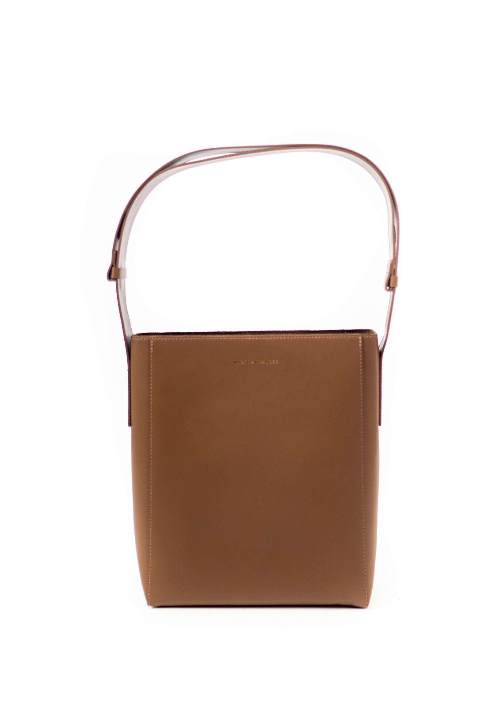 Sac How camel-How bag-cabas cuir camel affaires etrangeres paris ethnique chic mode coreenne besides kimchi