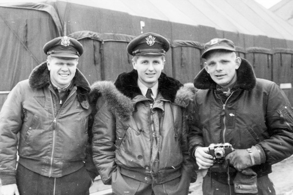 Bombers d'aviateurs