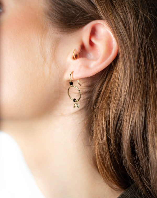 Boucles d'oreilles Garance - Garance earrings