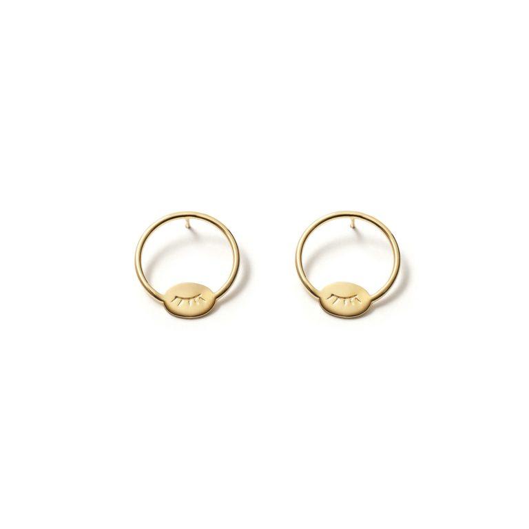 houria earrings-boucles d'oreilles Houria-houria earrings