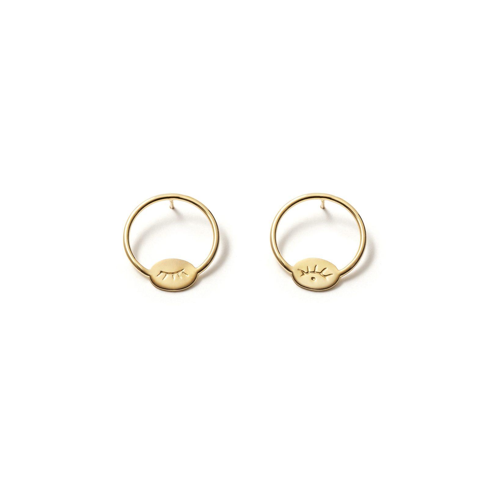 boucles d'oreilles Houria-houria earrings