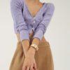Bracelet fantaisie ethnique – Vue de profil – Affaires Étrangère | Label AÉ
