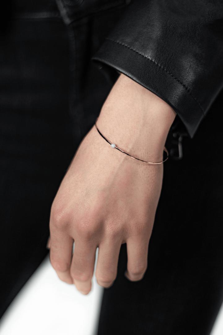 The Delicat bracelet-Bracelet le Délicat ciel
