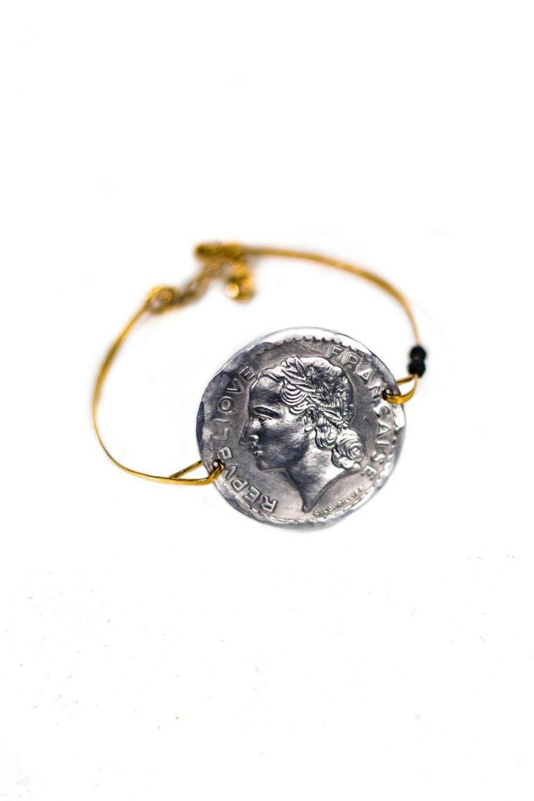 Bracelet vintage Le Tip Marianne Laëtitia Piffeteau