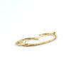 Broche Galatée – Doré à l'or fin 24 carats | Bresma | Label AÉ Paris - Image 2