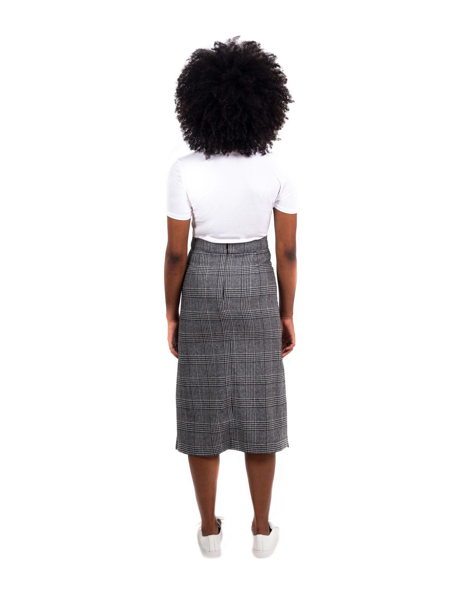 jupe-tube-pied-de-poule-taille-haute-charms-affaires-etrangeres-pencil-skirt