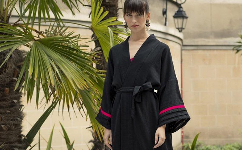 Le kimono, un art de vivre