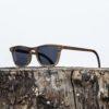 Lunette de soleil en bois de noyer - Wood Light - CFE-1