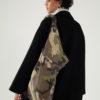 Sac ergonomique en coton – Vue de dos – Armance & Apolline | Label AÉ
