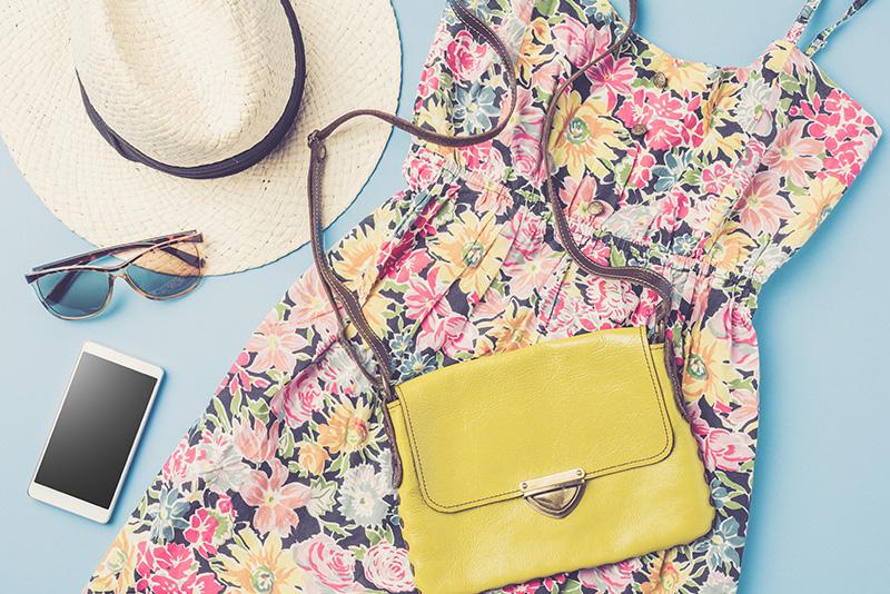 trouver accessoires avec vêtements ethniques